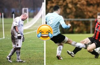 Amateur Football ● Funny Moments | #5