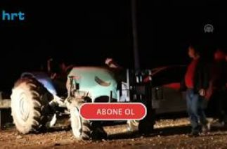 Antakya-Yayladağı yolunda zincirleme trafik kazası