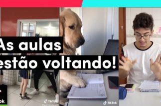 As AULAS estão VOLTANDO! Já está pronto? | TikTok Brasil