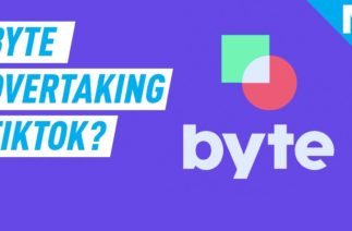 Can BYTE Overtake TIKTOK's Popularity? | Mashable News