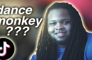 Dance Monkey – Tones and I (TikTok Cover)