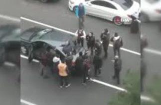 Diyarbakır'da trafik kazaları: 1 ölü, 8 yaralı