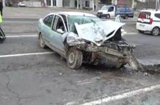 Diyarbakırda zincirleme trafik kazası