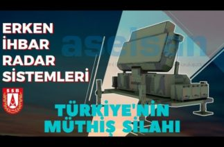 Erken İhbar Radar Sistemleri (EİRS) – ASELSAN