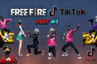 FREE FIRE TIKTOK PART #1|| SATISFYA Best MOMENT || GALIB GAMING