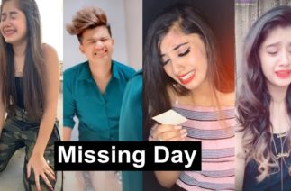 Happy Missing Day Tiktok Videos | Awez, Jannat, Riyaz, Arishfa, Lucky Dancer