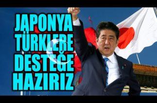 JAPONLARDAN TÜRKLERE GURURLANDIRAN DESTEK…YETER Kİ SÖYLEYİN HAZIRIZ…