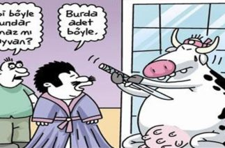 KOMİK EFSANE KARİKATÜRLER #5