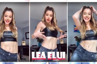 Lea Elui New TikTok Compilation 2020