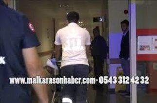 Malkarada Trafik Kazası