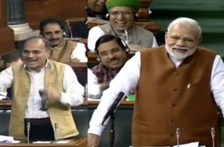 Modi banter: When the PM showed his funny side in Parliament