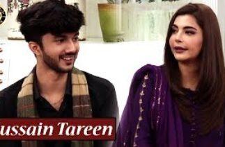 My Aim is to make People Laugh – Hussain Tareen TikTok Star   Nida Yasir