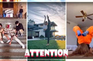 New Attention Challenge TikTok Compilation 2020