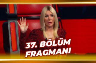 O Ses Türkiye 37. Bölüm Fragmanı | ÇEYREK FİNAL HEYECANI!