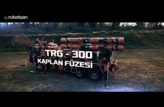ROKETSAN'ın Kaplan Füzeleri, Esed rejimini vuruyor