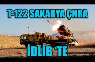 T-122 SAKARYA ÇOK NAMLULU ROKET ATAR TEKNİK ÖZELLİKLERİ