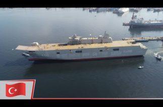 TCG Anadolu; bir uçak gemisi değildir