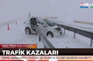 TRAFİK KAZALARI