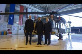TUSAŞ'ın T-70 helikopteri yangınlarla da mücadele edecek
