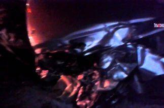 Tatvan'da trafik kazası 3 yaralı 07 02 2015 BİTLİS