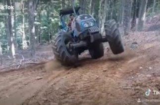 TikTok Etkileyici Traktör Videoları #63