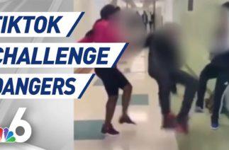 TikTok's 'Skullbreaker Challenge' Hurts Miami-Dade Teen | NBC 6