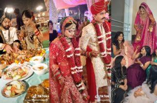 Tiktok Dulhania Hits 15 | est bridal compilation of Tiktok | Best Bridal Gown, Wedding.