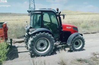 #Tiktok Etkileyici Traktör Videoları #64