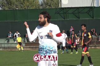 Trabzonspor'da Olcay ile Volkan'ın komik diyaloğu