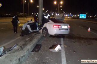Trafik Kazasında Ağır Yaralanan İş İnsanı Hayatını Kaybetti