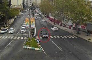 Trafik kazaları mobese kameralarına böyle yansıdı
