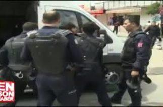 Türk Polislerinin Komik Anları