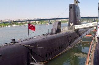 Türk Savunma Sanayi:ULUÇALİREİS DENİZALTISI ÖZELLİKLERİ VE TARİHİ