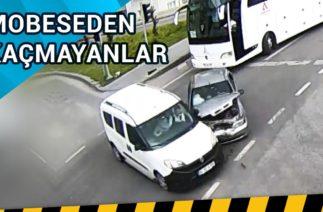 Türkiye'den ilginç MOBESE trafik kazaları Kasım   Crash compliant
