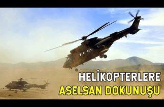 ASELSAN, Helikopterleri Üst Seviyeye Taşıdı