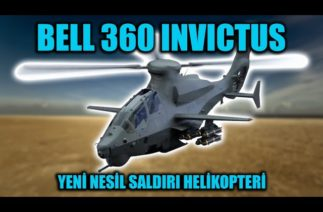 BELL INVICTUS 360 YENİ NESİL SALDIRI HELİKOPTERİ TEKNİK ÖZELLİKLERİ