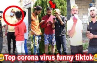 Corona virus funny tiktok video