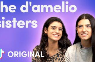 Dixie and Charli D'amelio interview each other | TikTok