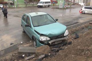 Elazığ Hamdi Başaran Caddesinde Trafik Kazası: 5 Yaralı