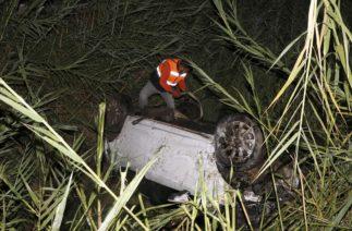 Fethiye'de Trafik Kazası, Otomobil Dereye Uçtu: 1 Ölü