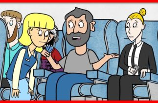 Flying With Josh Macuga – Best Kinda Funny Moments Animated