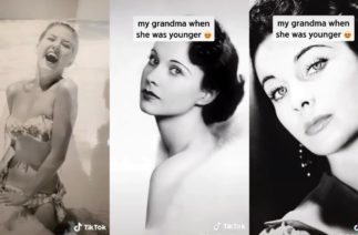 Grandparents when they were young ~ tiktok compilation