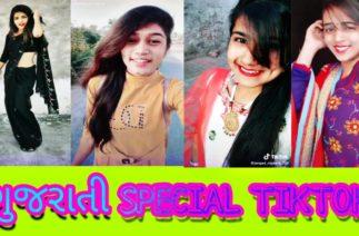 Gujarati Special tiktok videos 2020 | ગુજરાતી tiktok videos | Romantic Tiktok Video| Gujju moj masti