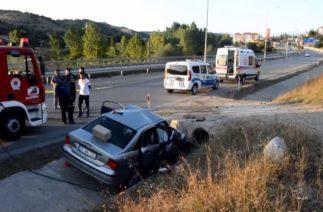 Havza Müftüsü İlyas Akyazı trafik kazasında vefat etti