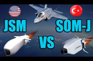 JSM VS SOM-J !!!! F-35 HANGİSİNİ KULLANACAK ? YERLİ ÜRETİM FÜZEMİZ Mİ ? ABD ÜRETİMİ Mİ ?