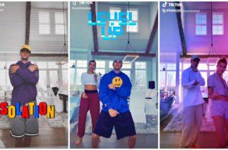 Justin Bieber Hailey Bieber TikTok Dance Compilation