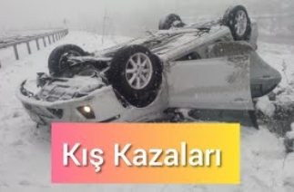 Kış Geldi Karda Kaza Yapan Arabalar – Mobese Kış Trafik kazaları – Winter traffic Accidents