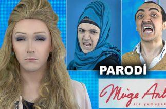 Kadriye ve Ahmet Topdağ Canlı Yayında   Müge Anlı Parodi – Komik Sahneler