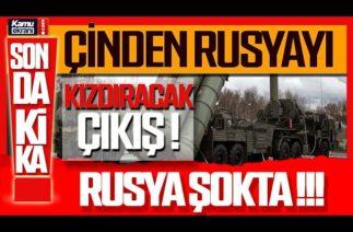 ÇİN MEDYASI: SURİYE'DEKİ RUS HAVA SAVUNMA SİSTEMLERİ TAMAMEN FAYDASIZ