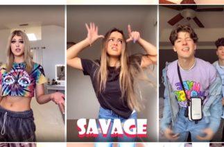 New I'm A Savage Dance Challenge TikTok Compilation 2020
